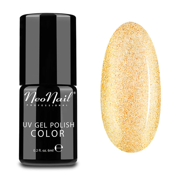 UV GEL POLISH 6 ML - COPPER GOLD