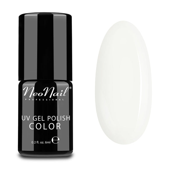 UV GEL POLISH 6 ML - WHITE COLLAR