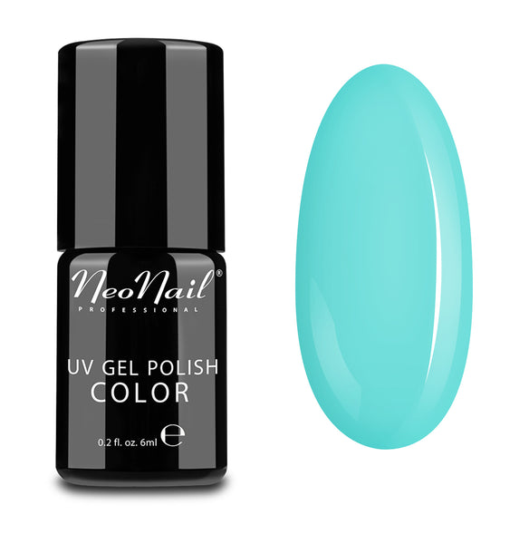 UV GEL POLISH 6 ML - LIGHT AQUAMARINE