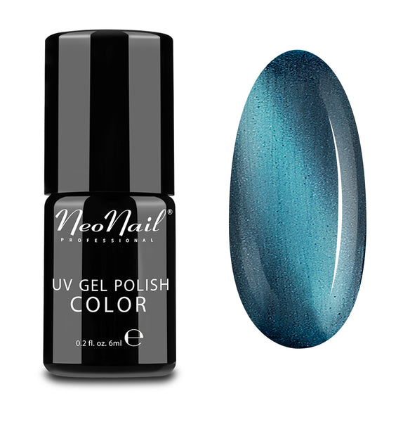UV Gel Polish Magnetic Cat Eye 6 ml - Snowshoe