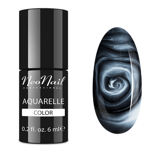 UV Gel Polish 6 ml - White Aquarelle
