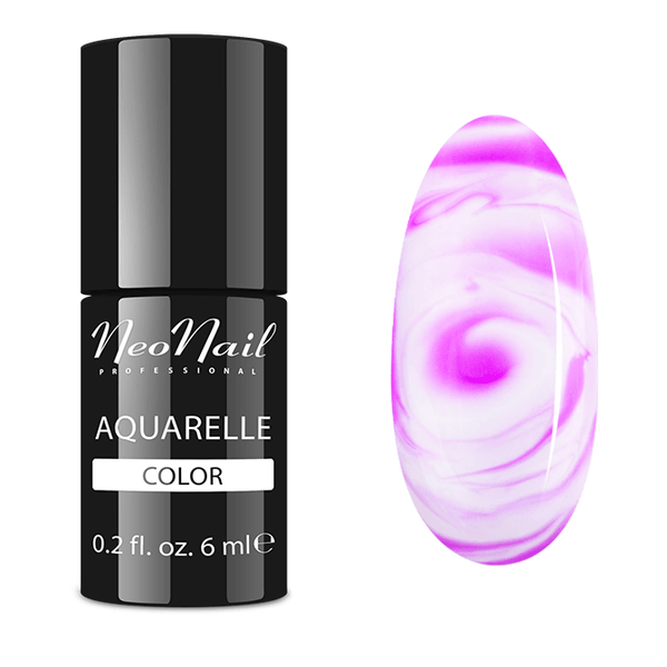 UV Gel Polish 6 ml - Lavender Aquarelle