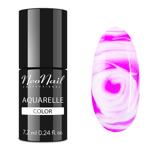 UV Gel Polish 6 ml - Fuchsia Aquarelle