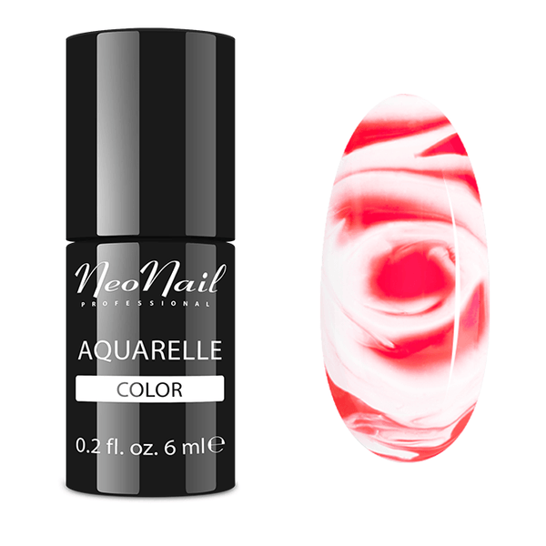 UV Gel Polish 6 ml - Ruby Aquarelle