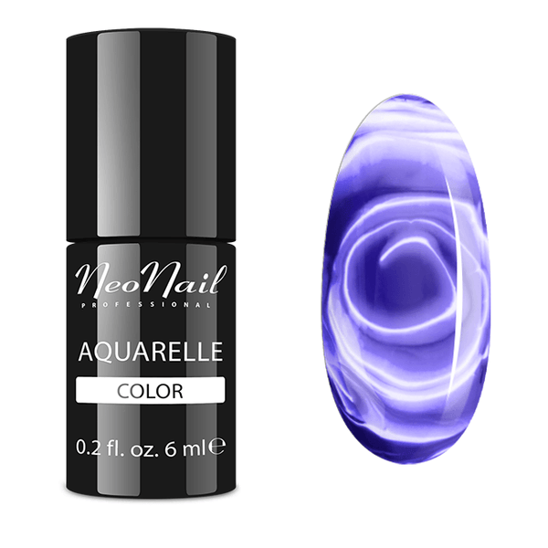 UV Gel Polish 6 ml - Violet Aquarelle