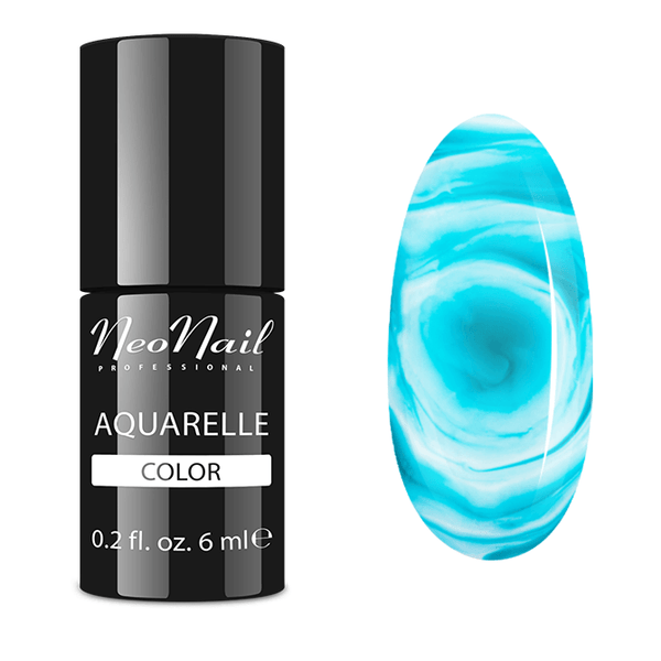 UV Gel Polish 6 ml - Emerald Aquarelle