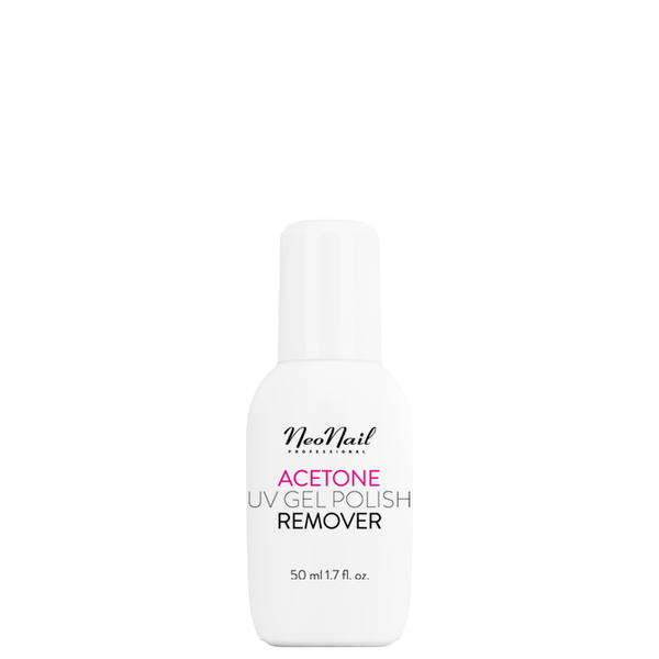 Gel Polish Remover - Acetone 50 ml
