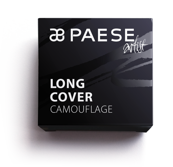 LONG COVER CAMOUFLAGE PAESE ARTIST