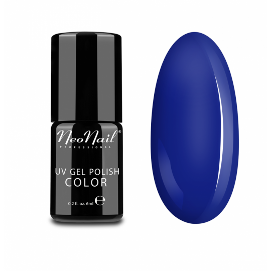 UV GEL POLISH 6 ML 5405-1 - BLUE HIACYNTH