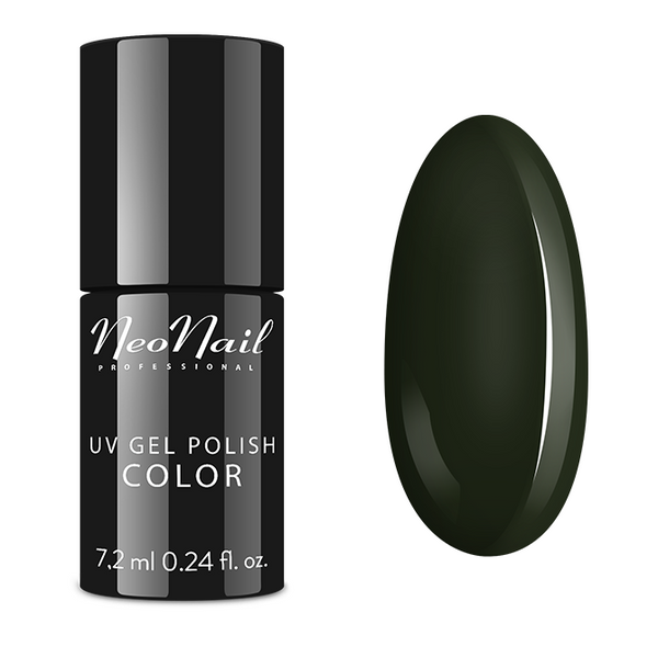 UV Gel Polish 7,2ml - Bottle Green