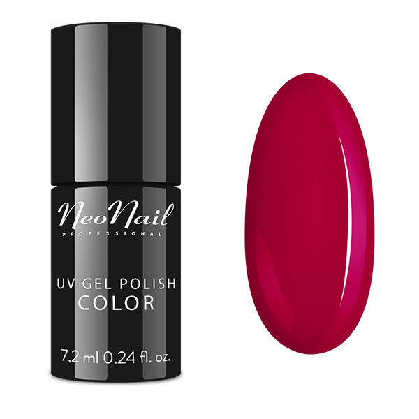 UV Gel Polish 7,2ml - Seductive Red