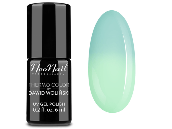 Thermo UV Gel Polish 6 ml - Light Chiffon
