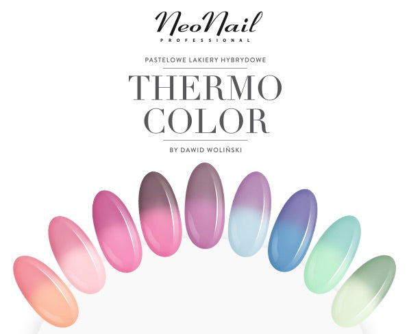 Thermo UV Gel Polish 6 ml - Glossy Satin