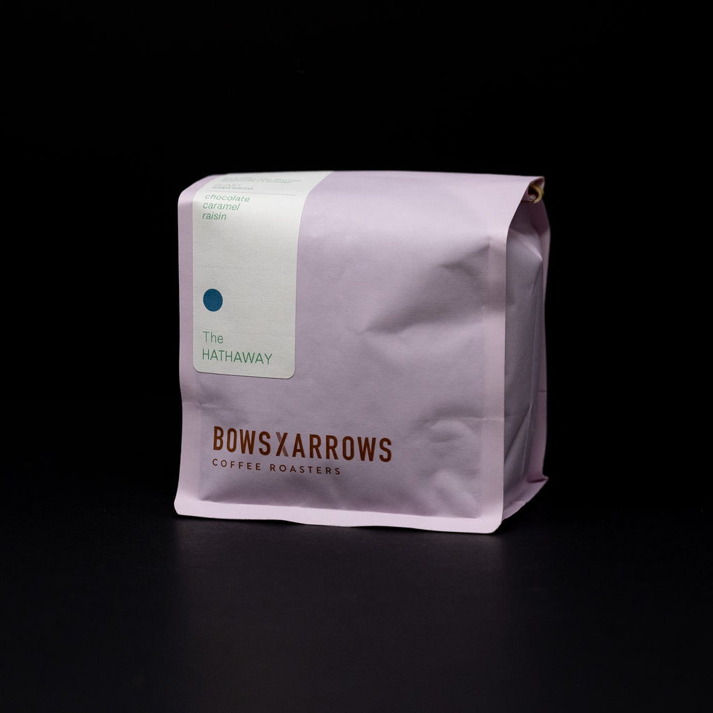 Bows & Arrows The Hathaway Espresso