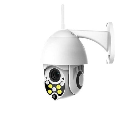 OutdoorPro HD 1080p Security Camera
