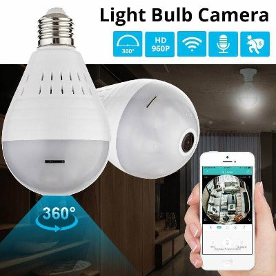 LightPro HD 1080p LED Security Camera