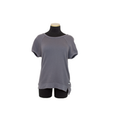 CABRILLO TEE CHARCOAL