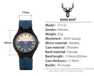 Blue Noir - Dodo Deer®