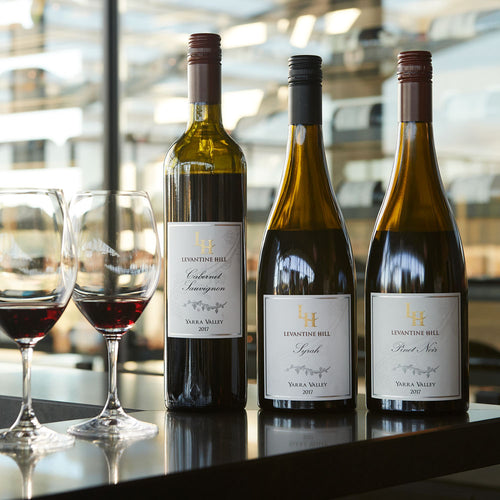 Levantine Hill Reds Selection