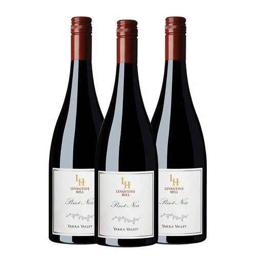 Estate Pinot Noir - 2015, 2016 and 2017 Vertical