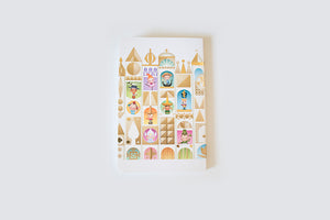 It's a Small World Notebook - Merchandise