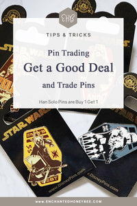 Pin Trading Tips and Tricks in August 2018 - Solo Pins