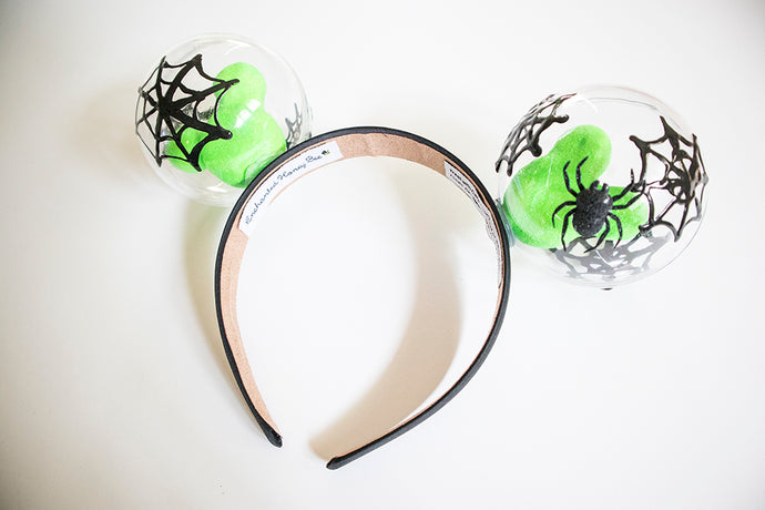 RTS Halloween Balloon Ears - Green