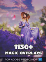 Load image into Gallery viewer, 1130+ Magic Overlays