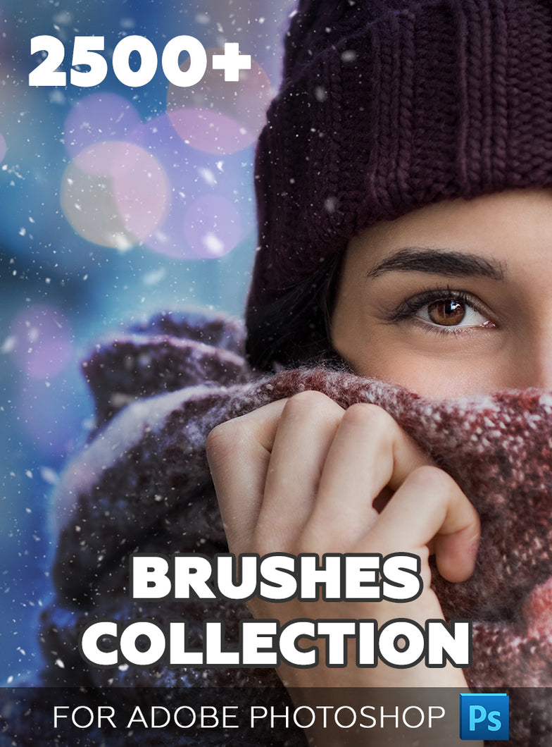2500+ Photoshop BRUSHES