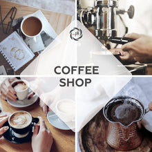 Load image into Gallery viewer, Coffee shop