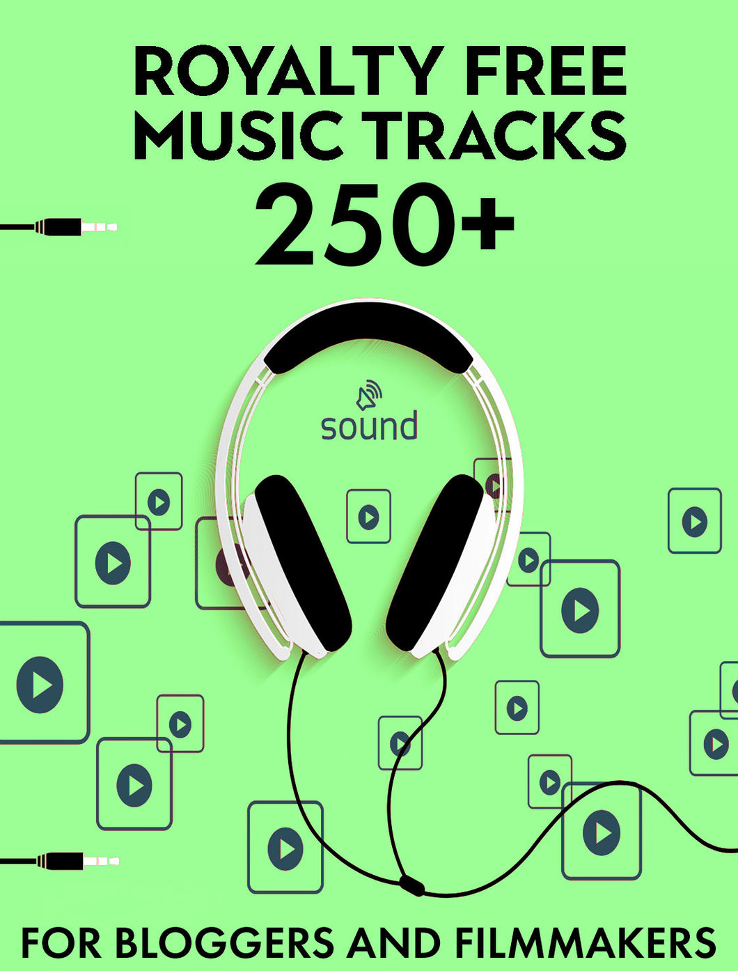 250+ Royalty Free Music Tracks