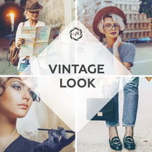 Load image into Gallery viewer, Vintage Look