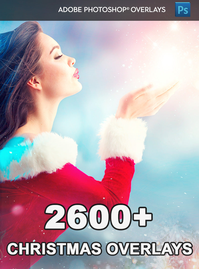 2600+ CHRISTMAS OVERLAYS