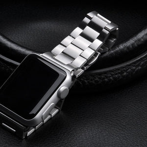 Steel Apple Watch Band