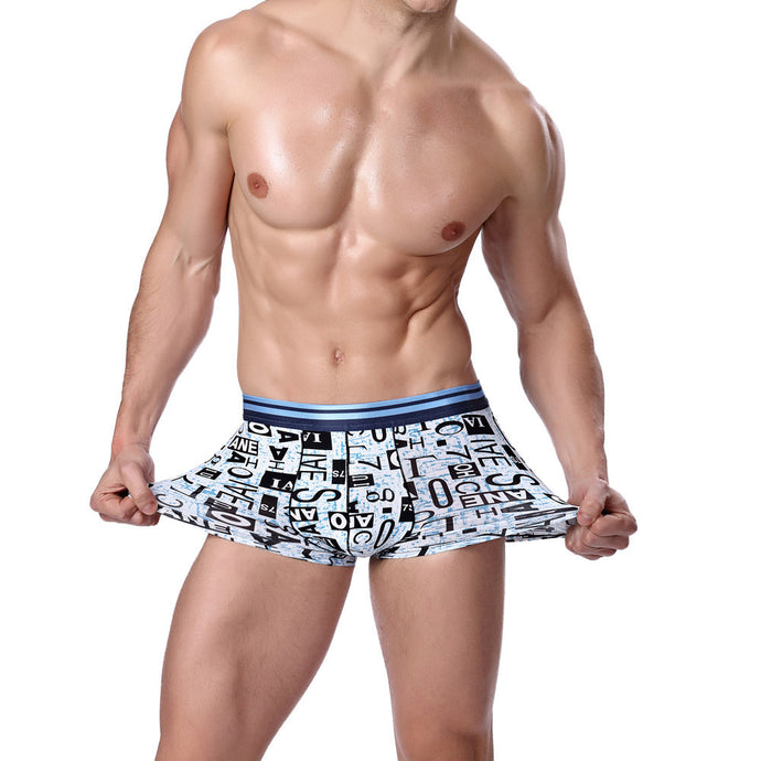 Mens Brief Cotton Underwear