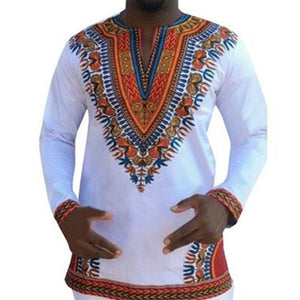 Design Dashiki T shirt.