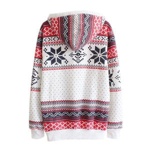 Women Casual Long Sleeve Hooded Tops.