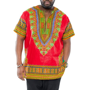 2018 New Fashion Design African Traditional Dashiki T-shirt