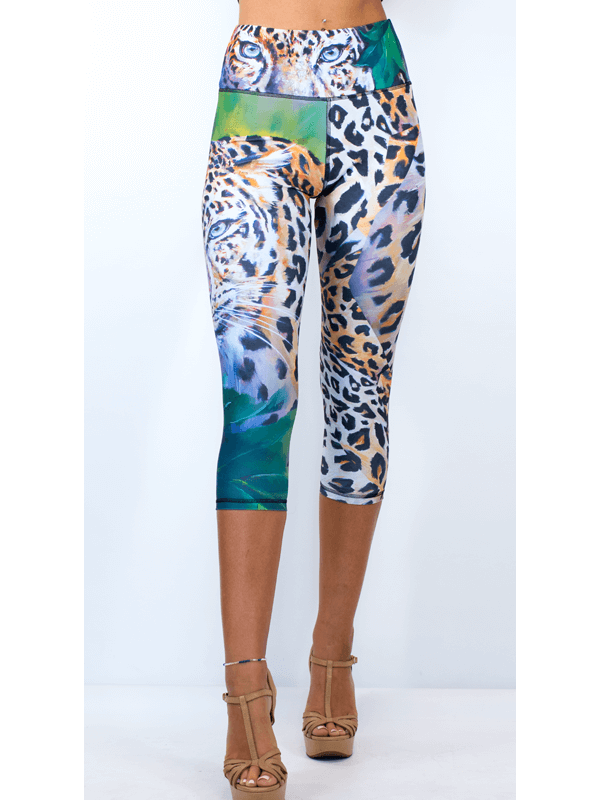 Our Most Luxurious Capri in Leopard
