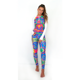 Our Most Luxurious Leggings in Funky Buddha