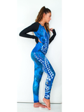 Our Most Luxurious Leggings in Octo Inked