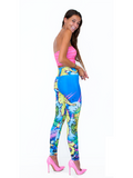 Our Most Luxurious Legging in Seahorse