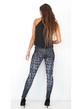 Our Most Luxurious Legging in Night Gator