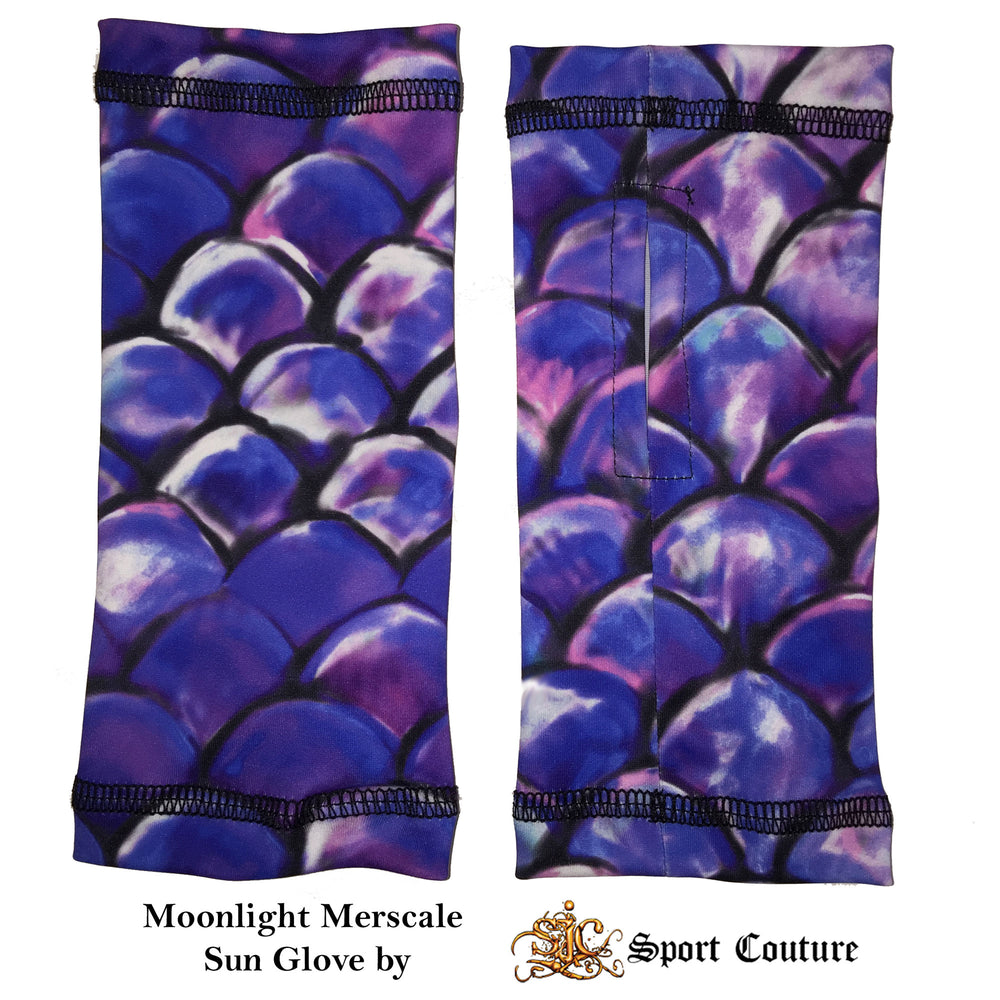 Sun Gloves in Merscale Moonlight