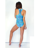 Sport One Piece in Mersccale Equalized