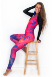 Our Most Luxurious Legging in Siren Heat