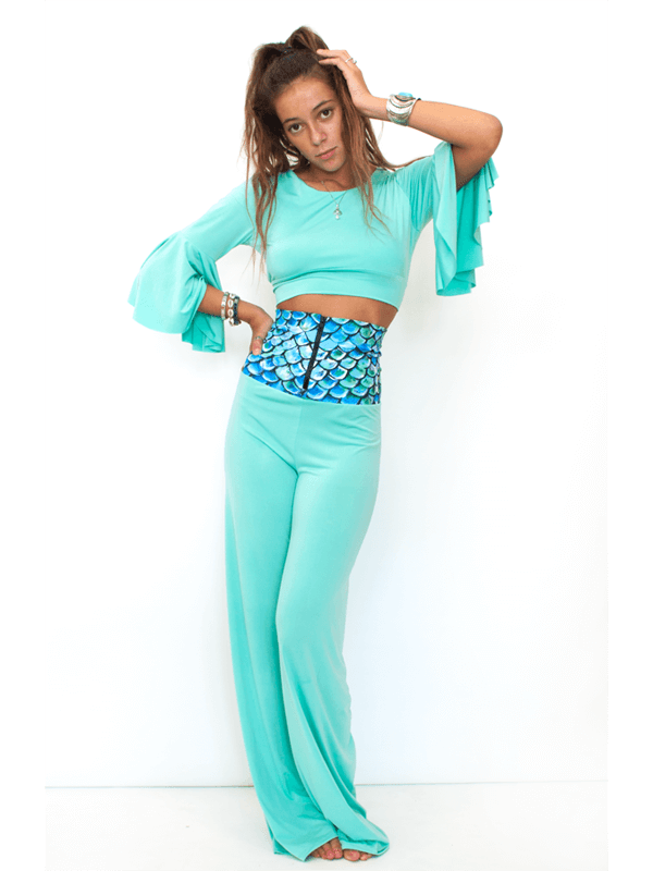 Kelly Pant in Mint