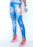 Our Most Luxurious Legging in Siren Sea