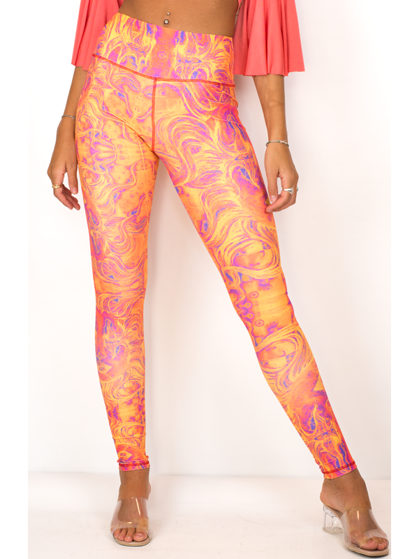 Our Most Luxurious Legging in Sun Shine