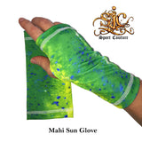 Sun Gloves in Mahi